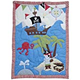 Powell Craft Pirate Cot Wrap