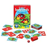 2X Orchard Toys The Game of Ladybirds