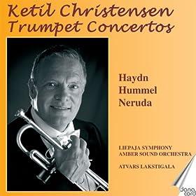 Concerto for Trumpet and Orchestra in E Major, S.4: II. Andante