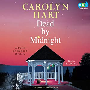 Dead by Midnight: A Death on Demand Mystery | [Carolyn Hart]