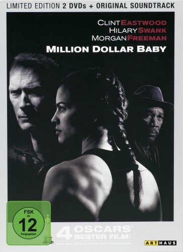 Million Dollar Baby (Limited Edition, 2 DVDs + Soundtrack)