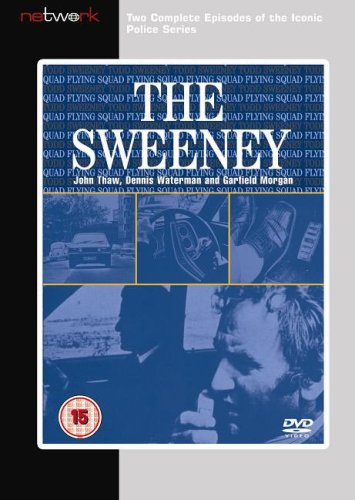 The Sweeney: Golden Fleece / The Trojan Bus [DVD]
