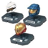 Halo Helmet Collection Series 2 - Scout, Mark VI, EVA