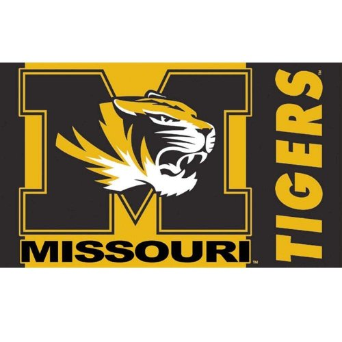 Missouri Tigers Flag