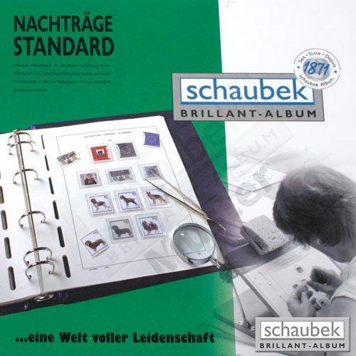 Schaubek Standard Nachträge USA 2003 N - Sonderblätter 901S03N