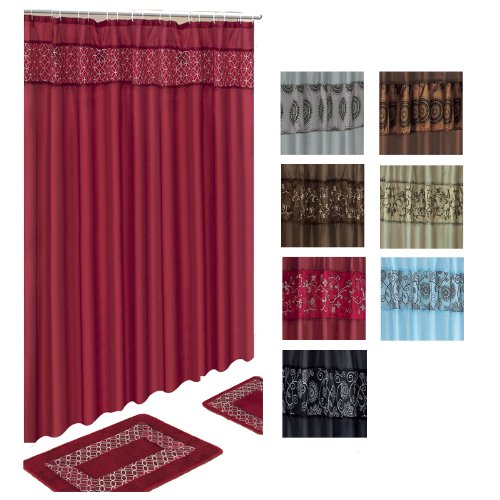 Home Dynamix HE15SI 248 Home Design Polyester 15 Piece