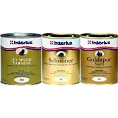 Interlux Varnish Schooner Quart by Interlux