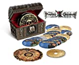 Pirates of the Caribbean Four-Movie Collection (Blu-ray + Digital Copy)