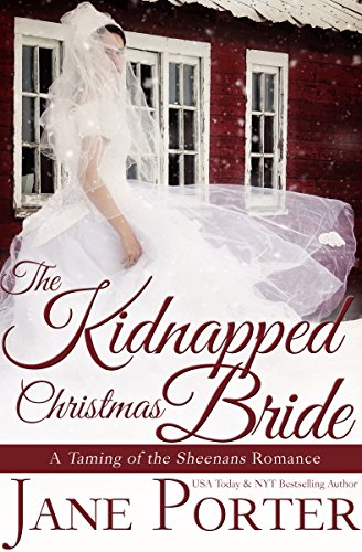 The Kidnapped Christmas Bride by Jane Porter ebook deal