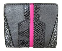 Juicy Couture Evening SFP YSRU2410-45 Wallet,Pewter,One Size