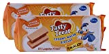 #5: Easy Day Combo - Tasty Treat Creamy Wafer Orange, 75g (Pack of 2) Promo Pack