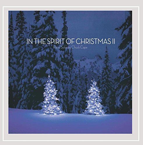 CD : CHUCK CAPE - In The Spirit Of Christmas 2