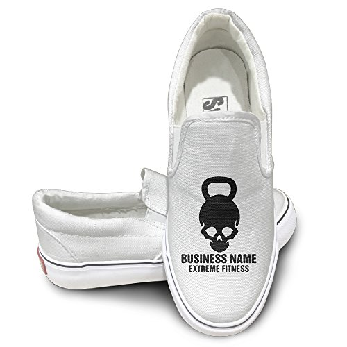 Extreme Kettlebell Canvas Sneakers Harvest Grape Carnival Glass