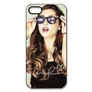 Amazon.com: Caitin Charming Singer Ariana Grande Sexy Cases Cover Hard