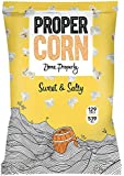 Propercorn Sweet and Salty Popcorn 90 g (Pack of 12)