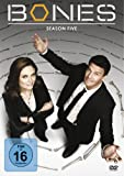 Bones - Season Five [6 DVDs]