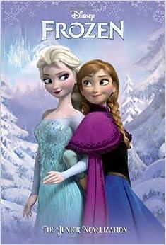 Frozen: The Junior Novelization: RH / Disney: 9780736431187: Amazon