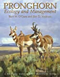 img - for Pronghorn: Ecology & Mangemt: Ecology and Management by Bart W. O'Gara (2004-11-15) book / textbook / text book