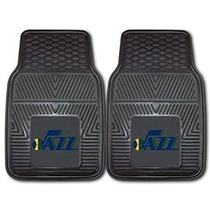 FANMATS NBA Utah Jazz Vinyl Heavy Duty Vinyl Car Mat