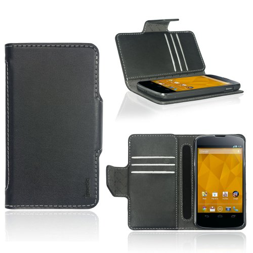Review Of Poetic Slimbook Leather Case for Google Nexus 4