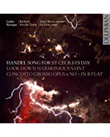 Haendel / Song for St Cecilia?S Day