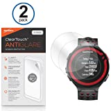 BoxWave Garmin Forerunner 220 Screen Protector, BoxWave® [ClearTouch Anti-Glare (2-Pack)] HD Film Screen Guard for Forerunner 220 and 620