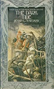 The Dark Tide (Iron Tower Trilogy) by Dennis L. McKiernan