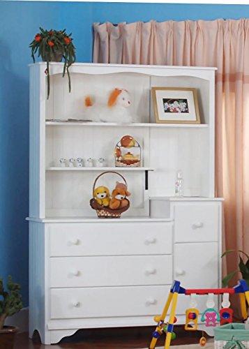 Eden Baby Furniture Nantucket Combo Dark Cherry