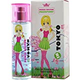 Paris Hilton Passport In Tokyo Ladies Eau De Toilette Women Fragrance Spray 30ml