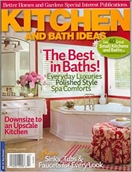 Better Homes And Gardens Kitchen And Bath Ideas Bhg Kitchens March April 2008 Issue Editors