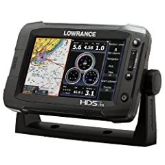 Lowrance HDS-7m Gen2 Touch Insight Chartplotter by Lowrance