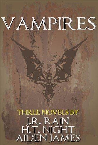 Vampires by J.R. Rain