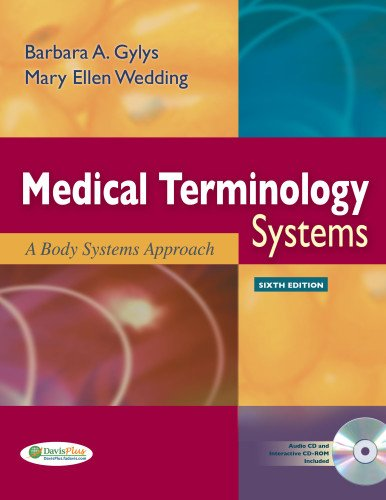Medical Terminology Systems (Text Only): A Body Systems...