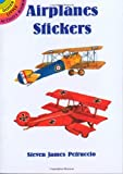 img - for Airplanes Stickers (Dover Little Activity Books Stickers) book / textbook / text book