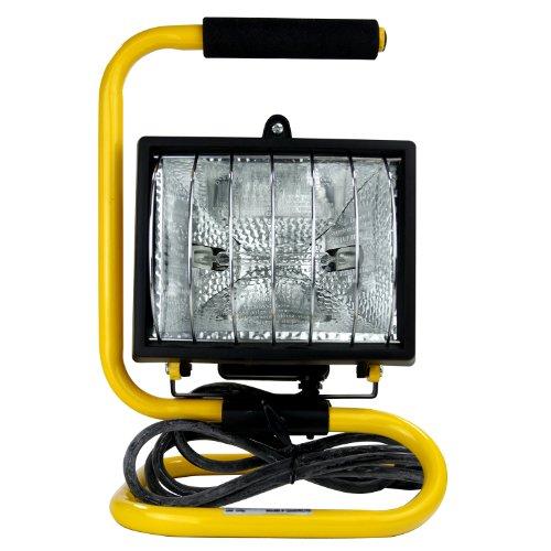 Sunlite 04365-Su Qf444 500-Watt Q500/T3 Portable Halogen Work Lamp