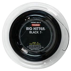 Buy Big Hitter Black 7 16G Tennis String Reel by Tourna