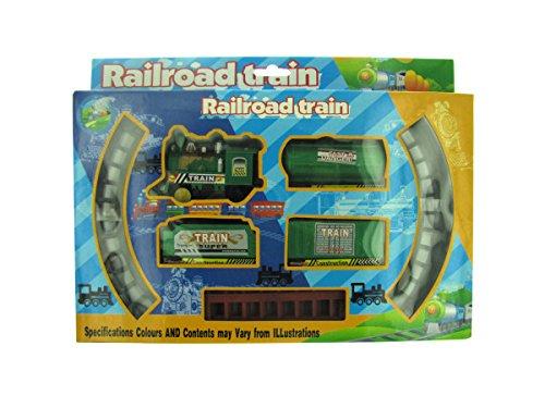 bulk buys Railroad Train Set