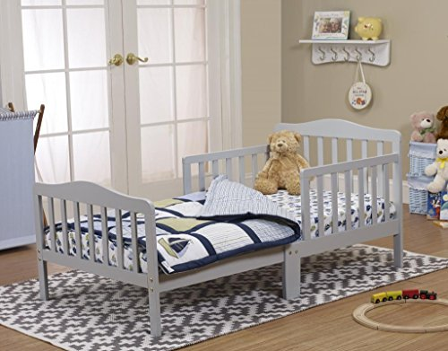 Review Of Orbelle 3-6T Toddler Bed - Grey