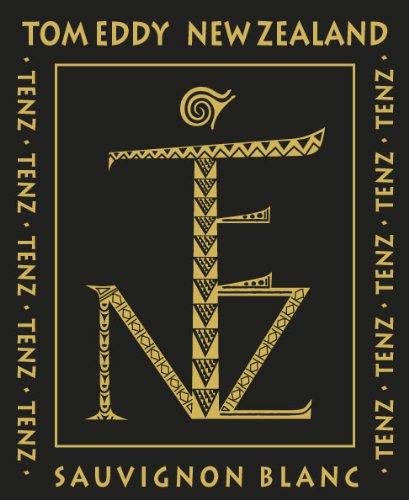 2012 Tom Eddy Tenz-Sauvignon Blanc New Zealand 750 Ml