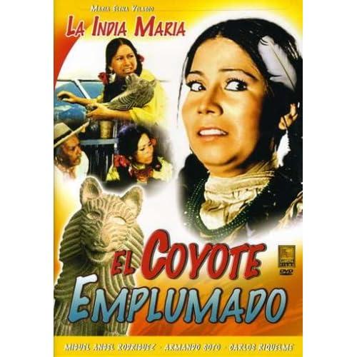 51ipIG9aTDL. SS500  El coyote Emplumado (La india maria) Excelente Calidad