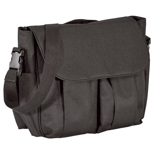 Precious Cargo CAR25 Diaper Bag - Black - OSFA