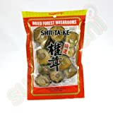 Shiitake dried forest mushrooms 28.35g by Shirakiku