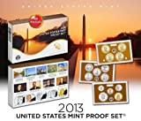 2013-S US Mint Proof Set