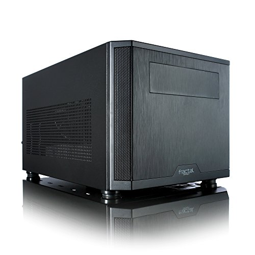 Fractal Design Core 500 No Power Supply Mini-ITX Case, Black FD-CA-CORE-500-BK (Fractal Design Water Cooler compare prices)