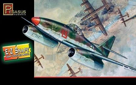 Pegasus 8415 Me 262 1:48 Snap-Fit Kit Maquette