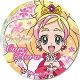 Go!プリンセスプリキュア カンバッジ キュアフローラ
