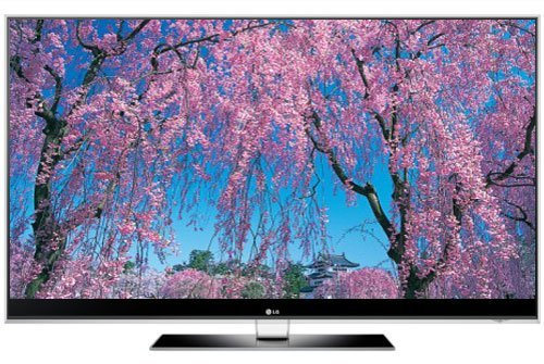 LG 47LX9900 47-inch Widescreen Full LED 3D Infinia Internet TV with Freeview HD