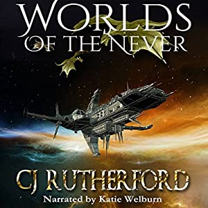 Worlds of the Never Audiobook