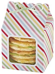 Martha Stewart Crafts Modern Festive Scalloped Treat Box