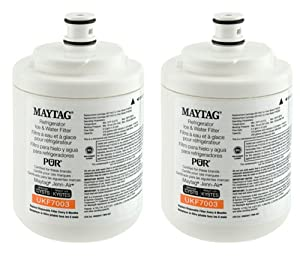 Maytag UKF7003P PUR Puriclean Cyst-Reducing Refrigerator Water Filter, 2-Pack